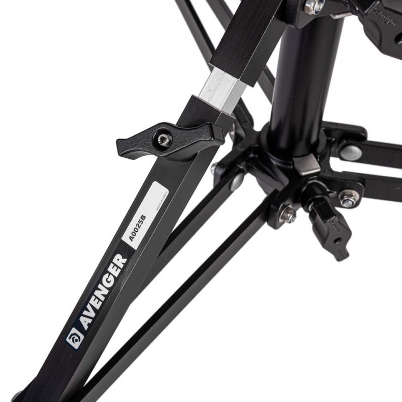 stand avenger baby stand 25 alu blk a0025b 03