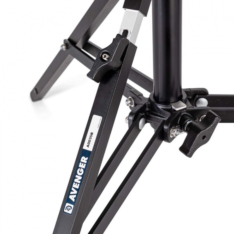 stand avenger baby stand 35 alu blk a0035b 03