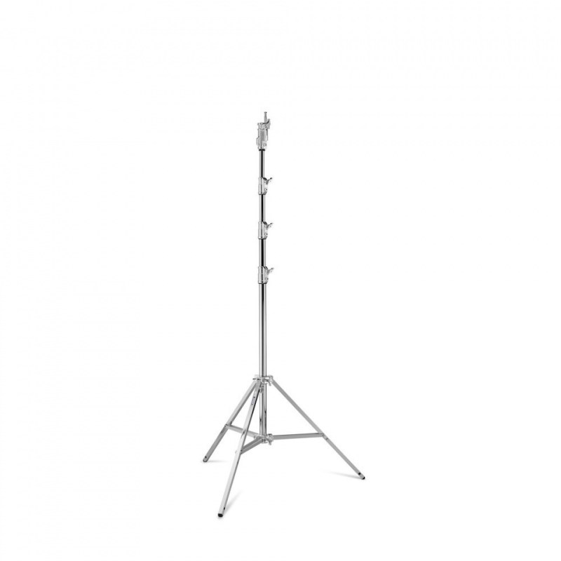 stand avenger combo stand 45 chrome steel unihead a1045cs