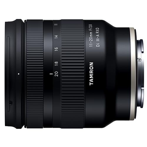 Tamron1120mmF2.8DiIIIARXDLensSonyE4