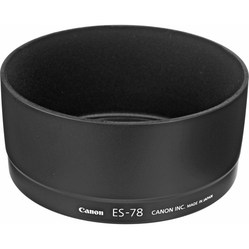 Canon 1693B001 ES 78 Lens Hood 1266240863 478442