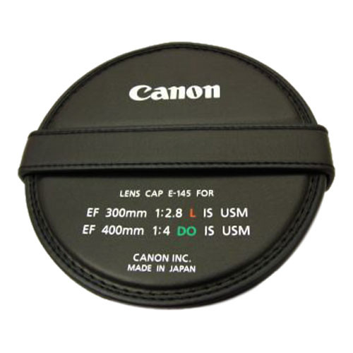 Canon 2347B001 E 145B Front Lens Cover 1233175950 548386