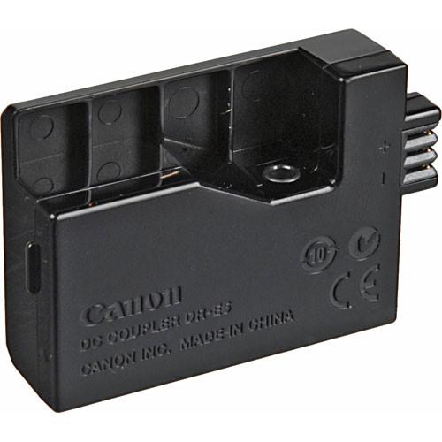 Canon 3072B001 DR E5 DC Coupler 1233174916 547880