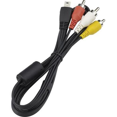 Canon 4076B001 AVC DC400ST Stereo AV Cable 1256902322 652385
