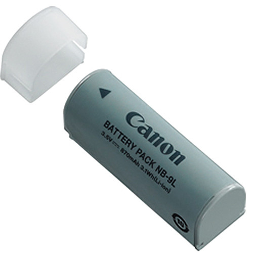 Canon 4722B001 NB 9L Lithium Ion Battery 3 5V 1287574732 731475