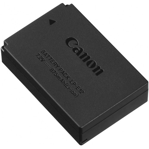 Canon 6760b002 LP E12 Lithium Ion Battery Pack 1342787819 883405