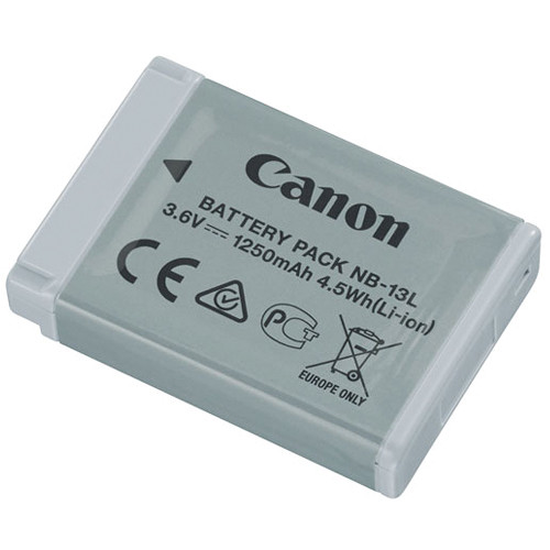 canon 9839b001 nb 13l battery pack for 1412248833 1084244