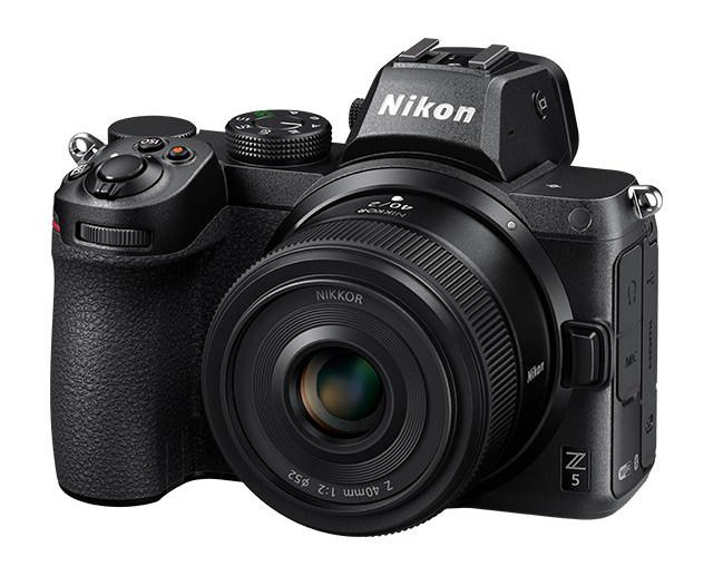 Nikon Nikkor Z 40mm f2 lens for Nikon Z mount 2