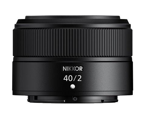Nikon Nikkor Z 40mm f2 lens for Nikon Z mount 3