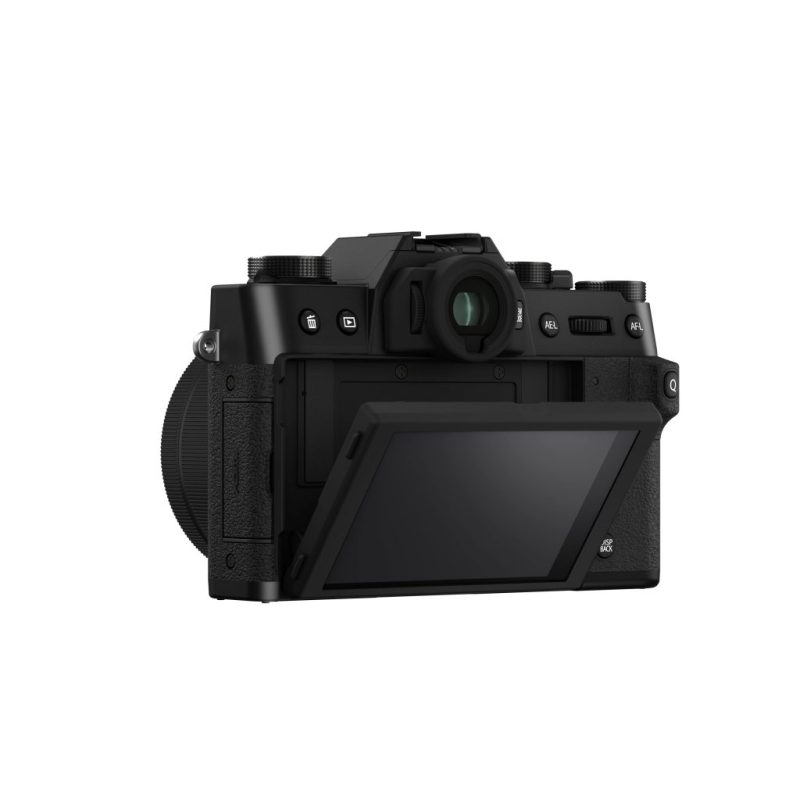 X T30Ⅱ back diagonal LCDtilt 15 45 black min scaled
