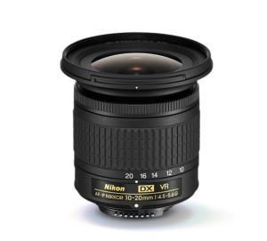 Nikon AF-P DX NIKKOR 10–20mm f/4.5-5.6G VR