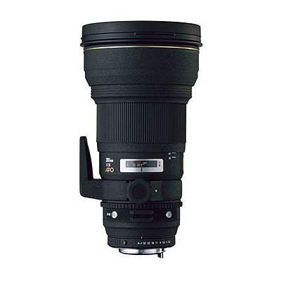 Sigma 300mm f2.8 EX DG HSM Lens