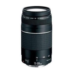 Canon EF 75-300mm f4-5.6 III Lens