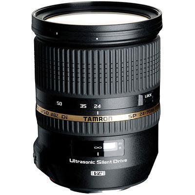 Tamron 24-70mm f2.8 Di VC USD SP Lens