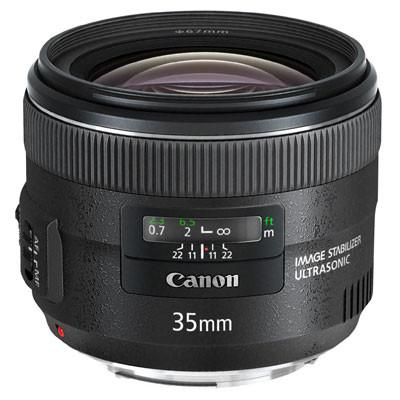 Canon EF 35mm f2 IS USM Lens