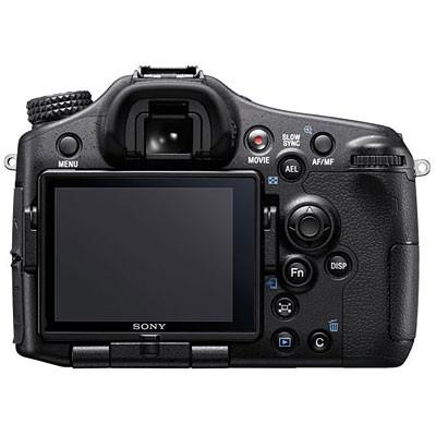 Sony Alpha A77 II Digital SLT Camera with 16-50mm Lens