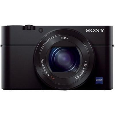 Sony Cyber-Shot RX100 III Digital Camera