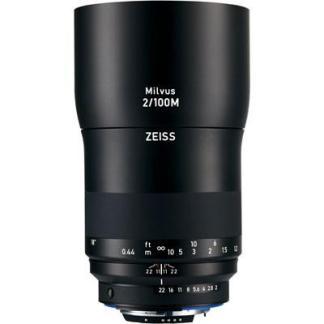Zeiss 100mm f2 Makro-Planar Milvus ZE Lens