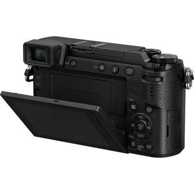 Panasonic Lumix DMC-GX80 Digital Camera with 12-32mm Lens