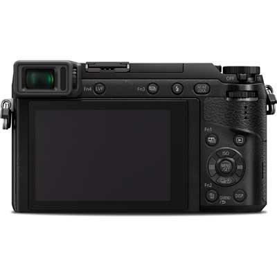 Panasonic Lumix DMC-GX80 Digital Camera with 12-32mm and 35-100mm Lens