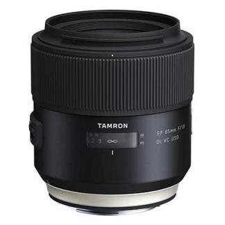 Tamron 85mm f1.8 SP Di VC USD Lens