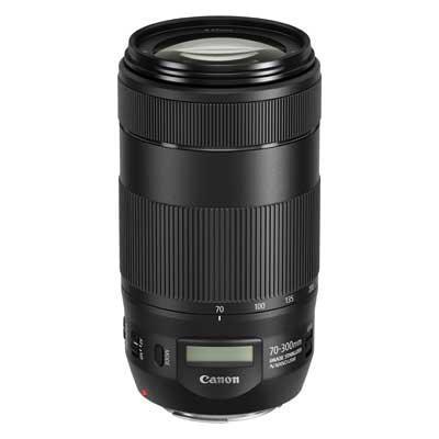 Canon EF 70-300mm f4-5.6 IS II USM Lens