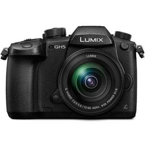 Panasonic Lumix DMC-GH5 Digital Camera with 12-60mm Lens