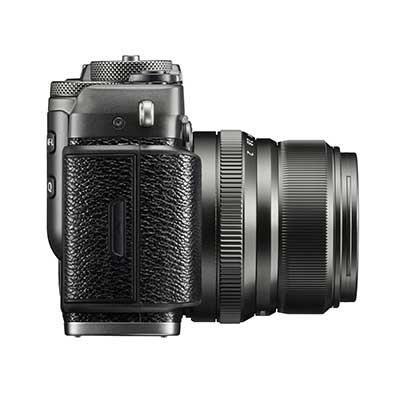 Fuji X-Pro2 Digital Camera Body with XF23mm F2 Lens - Graphite Silver