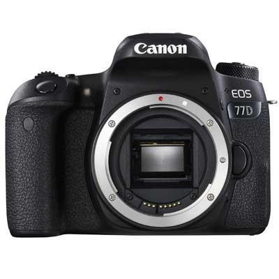 Canon EOS 77D Digital SLR Camera Body