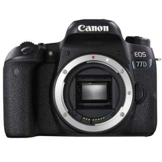 Canon EOS 77D Digital SLR Camera Body
