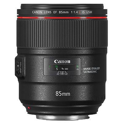 Canon EF 85mm F1.4L IS USM Lens