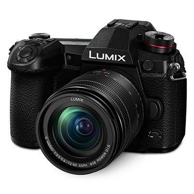 Panasonic Lumix DC-G9 Digital Camera with 12-60mm F3.5-5.6 Lens