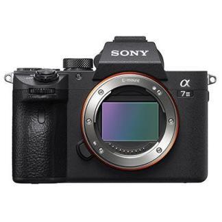 Sony A7 III Digital Camera Body