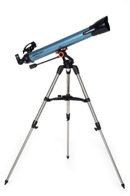 Inspire 80mm AZ Refractor