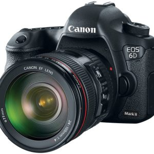Canon EOS 6D Mark II with 24-105mm STM