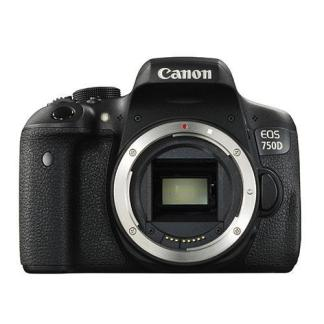 Canon EOS 750D Digital SLR Body