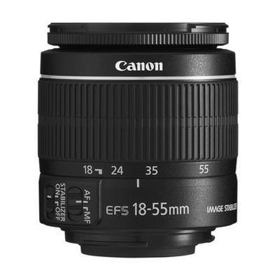 Canon EF-S 18-55mm f3.5-5.6 IS MkII Lens