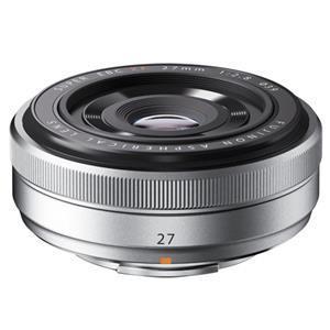 Fujifilm XF27mm f2.8 Lens