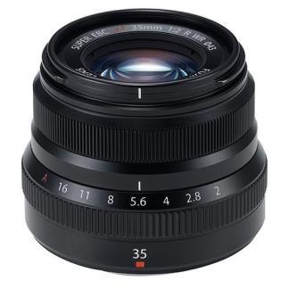 Fujifilm XF35mm f/2.0 R WR Lens