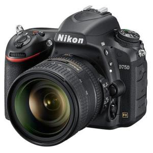 Nikon D750 Digital SLR + Nikon 24-85mm Lens