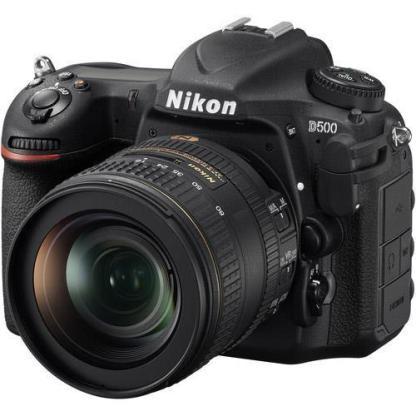 Nikon D500 Digital SLR + 16-80mm lens