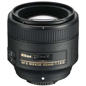 Nikon AF-S 85mm f/1.8 G Lens