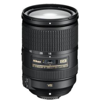 Nikon AF-S DX 18-300mm f/3.5-5.6G ED VR Lens