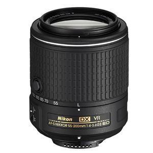 Nikon AF-S DX 55-200mm f/4-5.6G ED VR II NIKKOR Lens