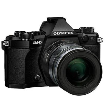 Olympus OM-D E-M5 Mark II Compact System Camera + 12-50mm Lens