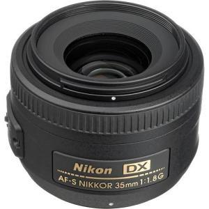 Nikon AF-S DX NIKKOR 35mm f/1.8G Lens