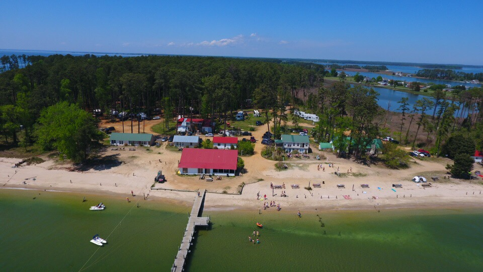Camp MD: Family Beach Campground and Cottages