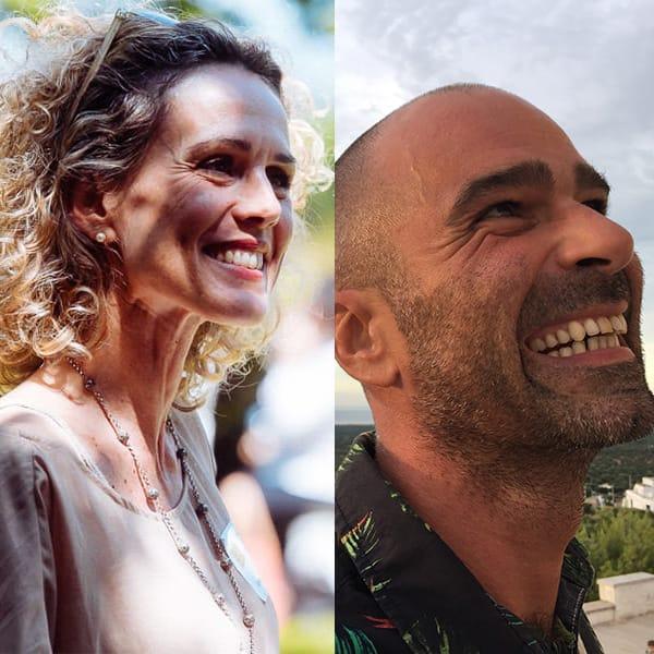 Serena Calderoni & Thad Moustrides - Workshop