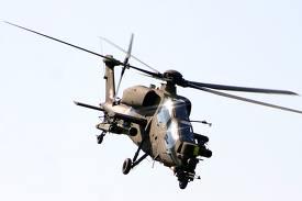 elicottero mangusta