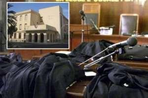 tribunale e toghe